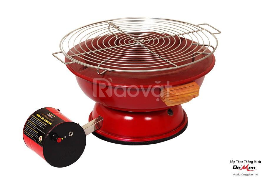Mách bạn cách sử dụng bếp than Dế Mèn hiệu quả