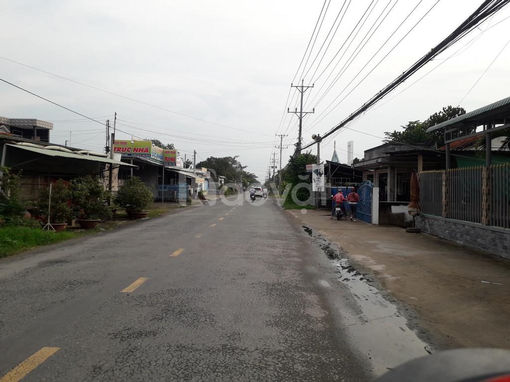 Bán lô đất ngay chợ Tân Lý Đông gần KCN Tân Hương