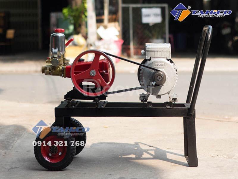 Máy rửa xe dây đai 5Hp – TS 80