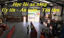 Dạy lái xe nâng tại Nam Tân Uyên Bình Dương