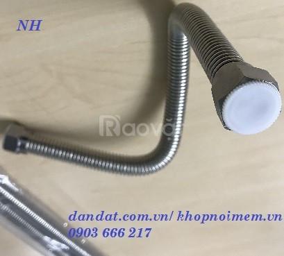Cung cấp dây dẫn nước nóng lạnh inox 304, dây nước nóng, ống dẫn nước