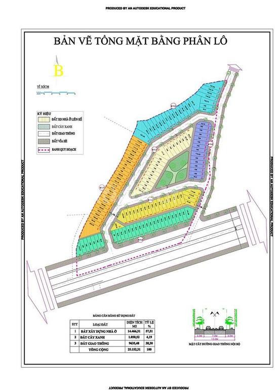 Nhận đặt chổ dự án An Viên Central Park đất nền ven biển Vũng Tàu