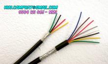 Cáp tín hiệu bọc lưới chống nhiễu tiết diện 0.22mm altek kabel