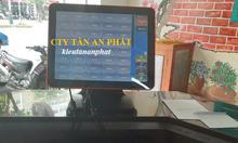 Máy tính tiền 2 màn hình cho quán Trà Chanhtại Nghệ An