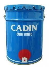 Phân phối sơn tự san phẳng Cadin cho nền bê tông chất lượng