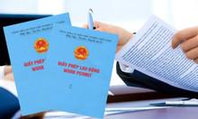Giá dịch vụ làm giấy phép lao động – thẻ tạm trú cho người nước ngoài