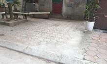 Cần bán gấp mảnh đất nằm trong khu giãn dân Tư Đình – Long Biên