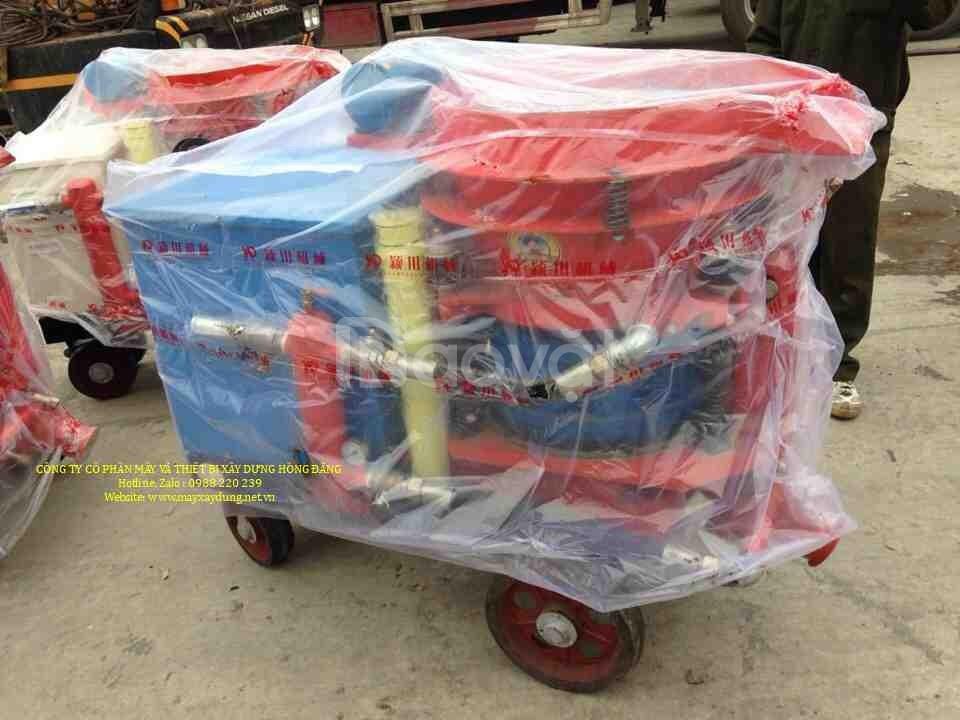 Bán máy phun vẩy vê tông PZ5, PZ7, HSP7 giá tốt (ảnh 4)