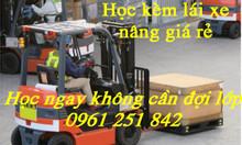 Dạy lái xe nâng tại An Bình Phú Giáo Bình Dương