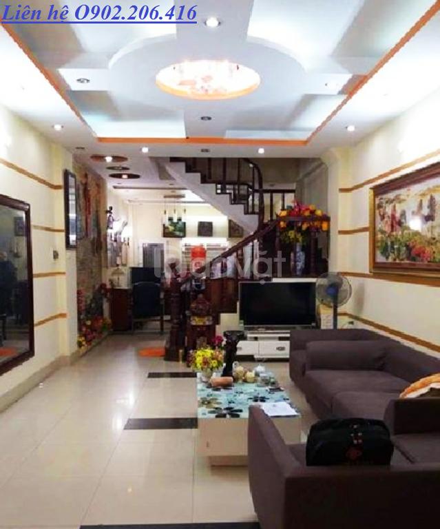 Bán nhà 2 mặt ngõ Nguyễn Chí Thanh 50m2, 5pn, giá 5.4 tỷ