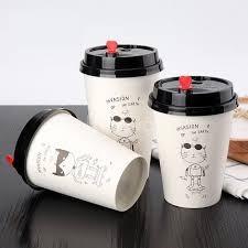 Ly giấy 14oz(430ml) dùng cho Càfê Take Away và Trà sữa nhỏ