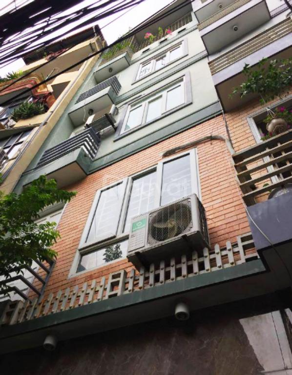 Bán nhà 4 tầng Nguyễn Chí Thanh, Đống Đa 38m2 giá 3.45 tỷ
