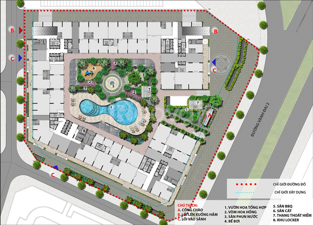 Dân đầu tư đổ xô mua căn hộ Officetel Hồ Tây chỉ 1.8 tỷ