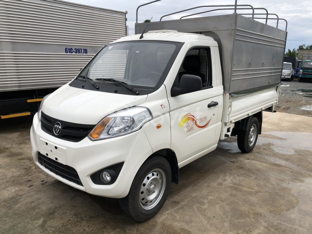 Báo giá chi tiết xe tải nhẹ Thaco Foton 900kg chất lượng Nhật Bản