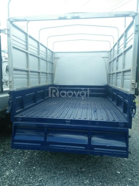 Xe tải Foton, động cơ nhập khẩu Nhật Bản