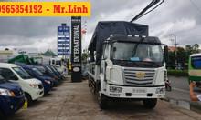 Xe tải 8 tấn thùng dài 10m giá dưới 1 tỷ đồng.