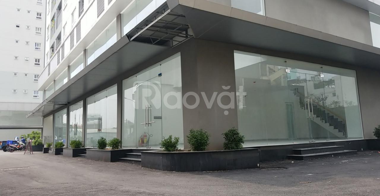 Shophouse ngay mặt tiền Trường Chinh, Phan Văn Hớn, 2,2 tỷ nhận nhà