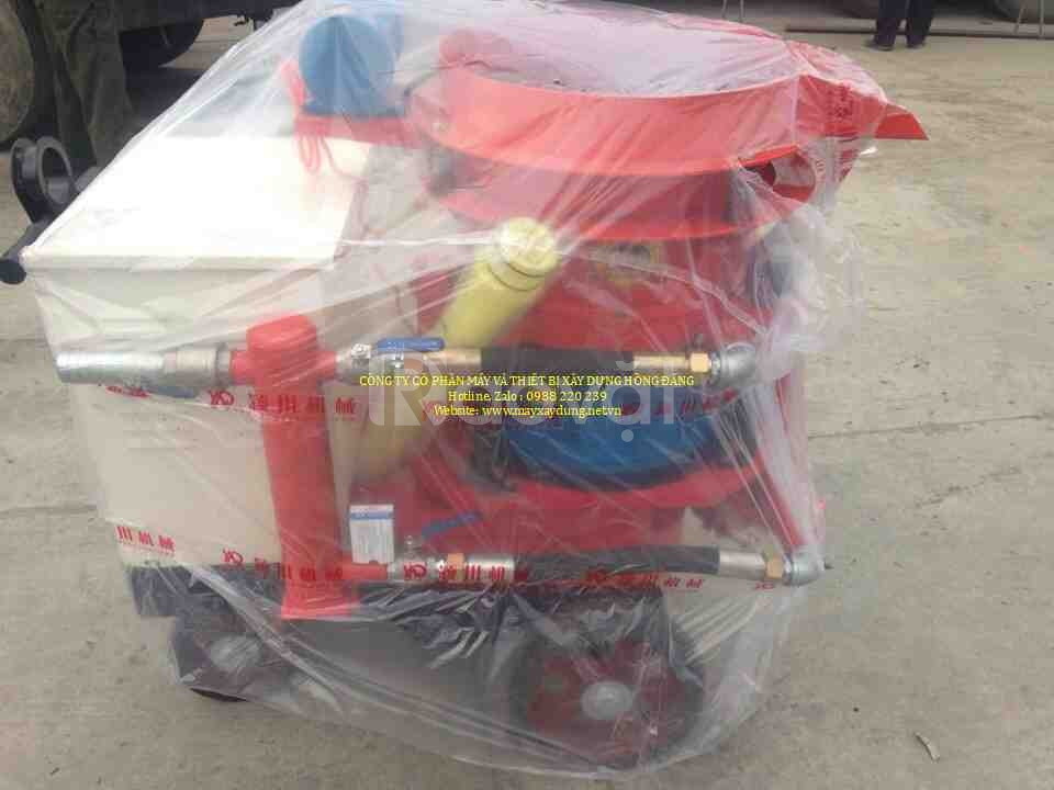 Bán máy phun vẩy vê tông PZ5, PZ7, HSP7 giá tốt (ảnh 6)