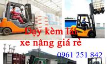 Dạy lái xe nâng tại An Phú Thuận An Bình Dương