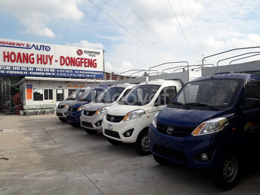 Báo giá xe tải Foton Thaco 900kg