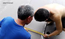 Nhận thi công công trình cách nhiệt cho nhà bằng GachMat