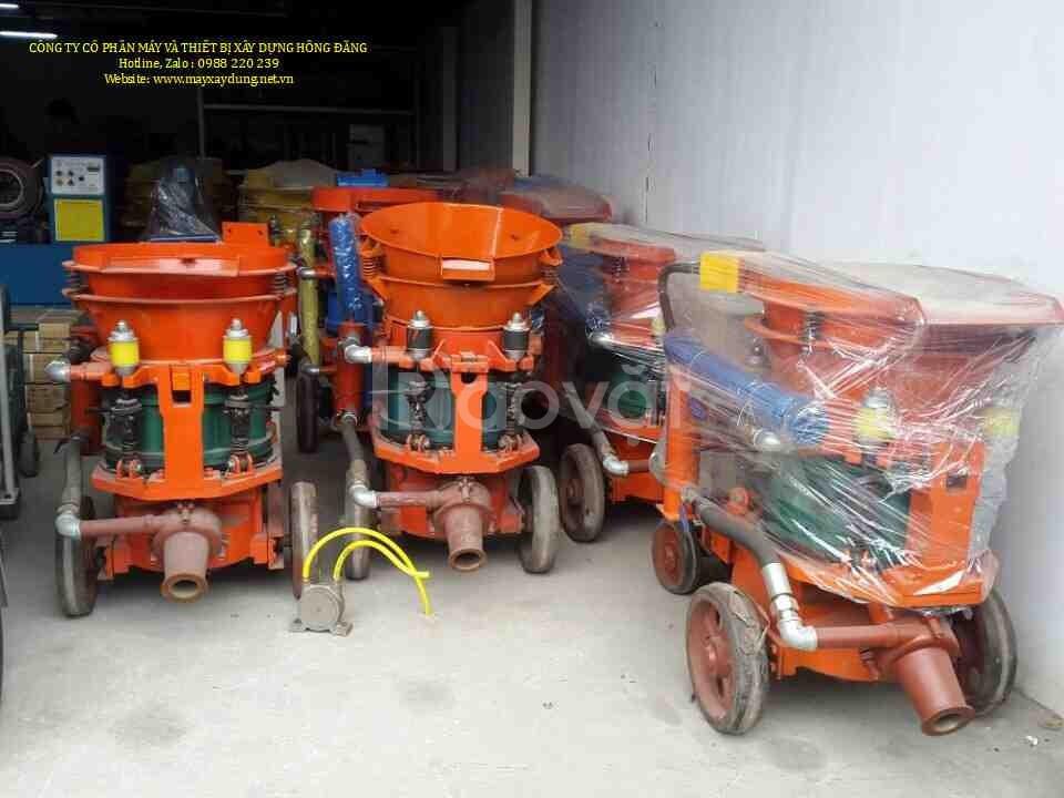 Bán máy phun vẩy vê tông PZ5, PZ7, HSP7 giá tốt (ảnh 8)