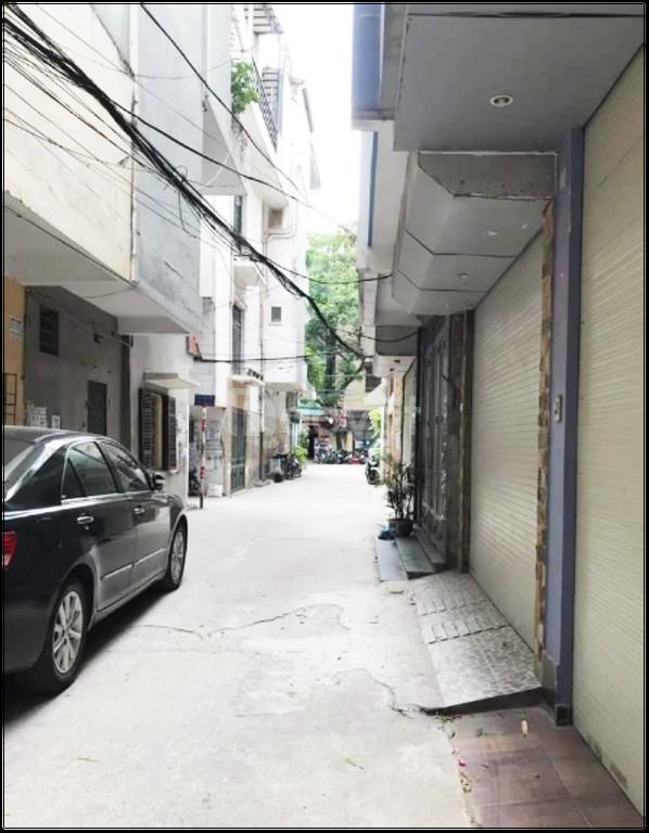 Bán nhà đẹp, 2 mặt ngõ phố Tây Sơn 47m2, 5 tầng, giá 5.4 tỷ