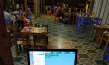 Máy tính tiền cảm ứng cho nhà hàng tại Biên Hòa