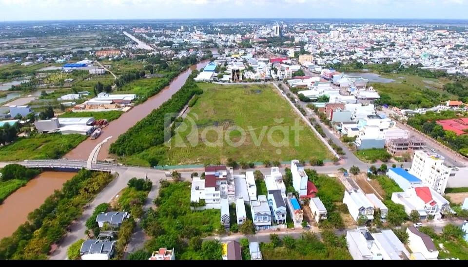 Bán gấp 1 lô đất 35x35 16tr ngày trung tâm thành phố, mặt tiền đường