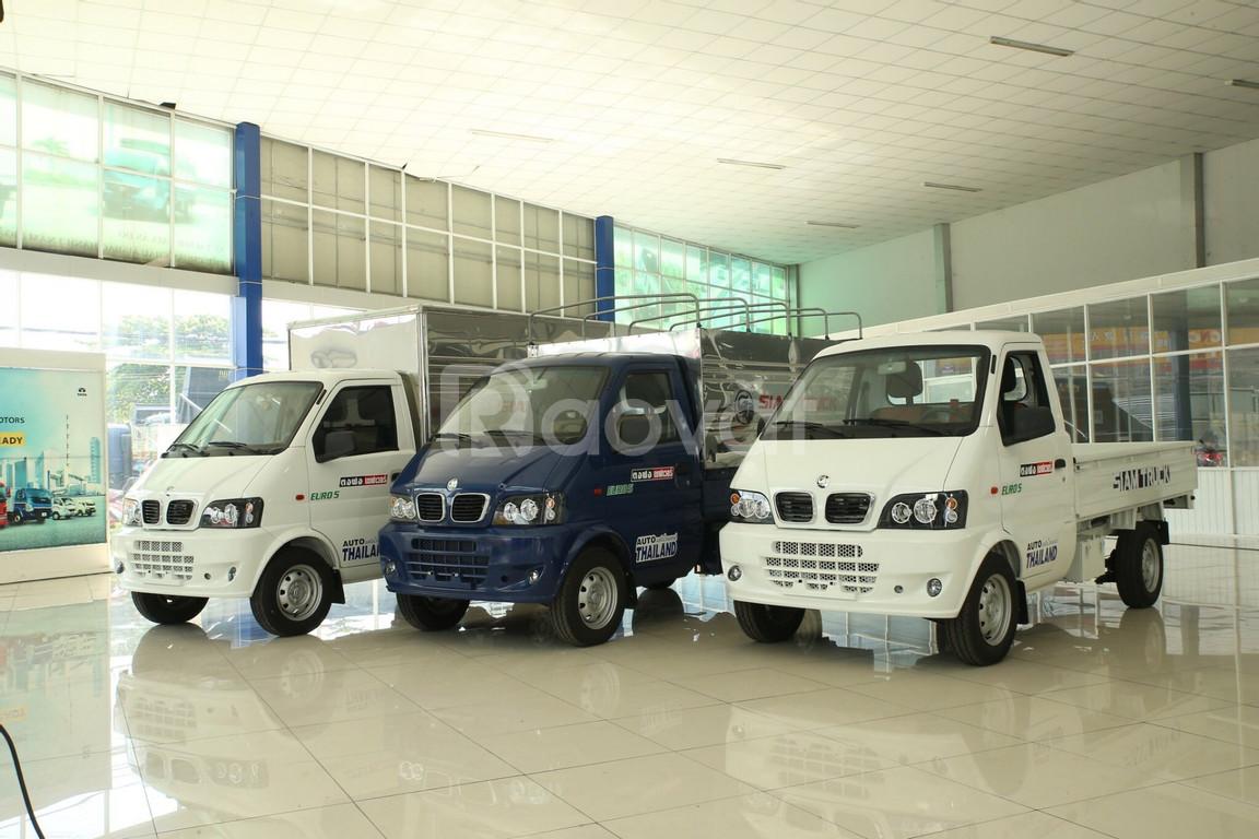 Xe tải dongben1021 810kg