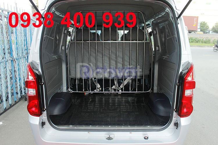 Bán xe tải kenbo van 5 chổ chạy tp 24/24