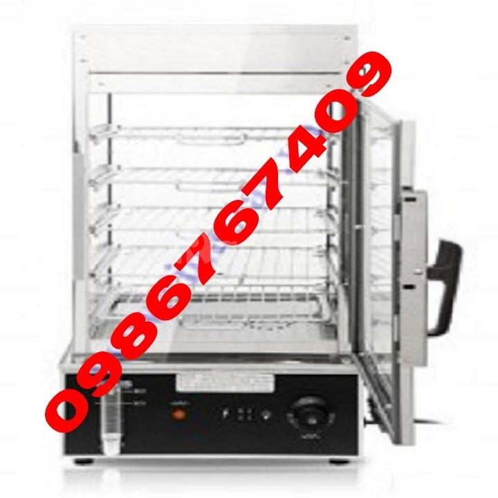 Tủ hấp bánh bao 5 tầng hàng nhập khẩu HX500