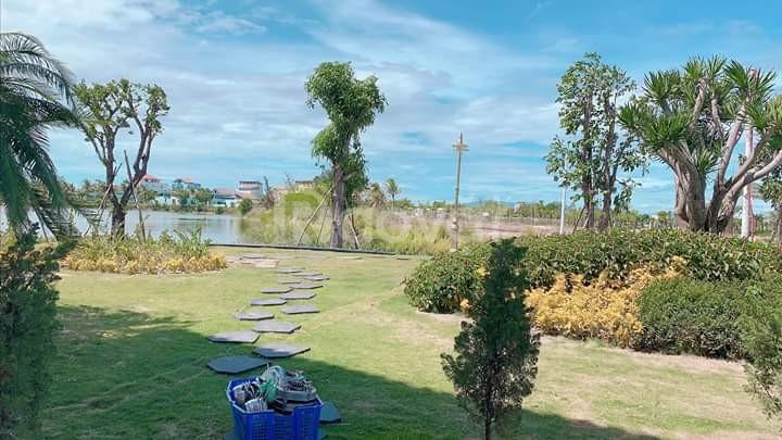 Mở bán phân khu mặt tiền sông cổ cò view CoCobay giá 21 triệu/m2