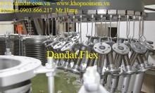 Khớp nối chống rung inox 304, mối nối mềm inox, khớp nối mềm inox 304