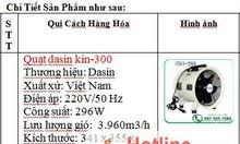 Quạt hút công nghiệp Dasin KIN-300