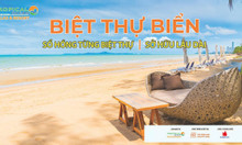 Đất nền biệt thự biển Tropical Ocean Villas & Resort mở bán 24/11/2019