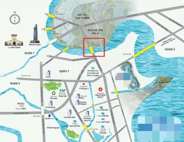 Căn hộ thông minh 4.0 ven sông Sài Gòn, bàn giao nội thất châu Âu