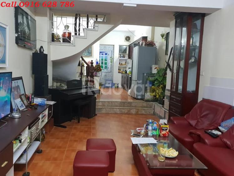 Bán nhà 4 tầng phố Thái Hà, Đống Đa 58/60m2 giá 5,6 tỷ