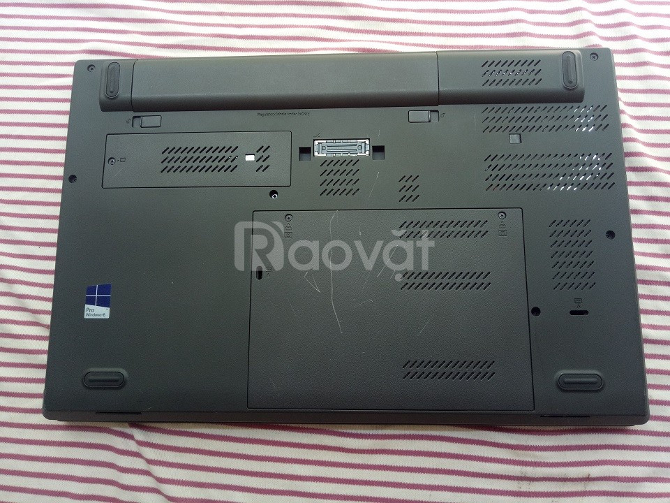 Lenovo Thinkpad T540p -i5 4200M, 8G, 250G SSD, 15inch, webcam, wwan 3G (ảnh 4)