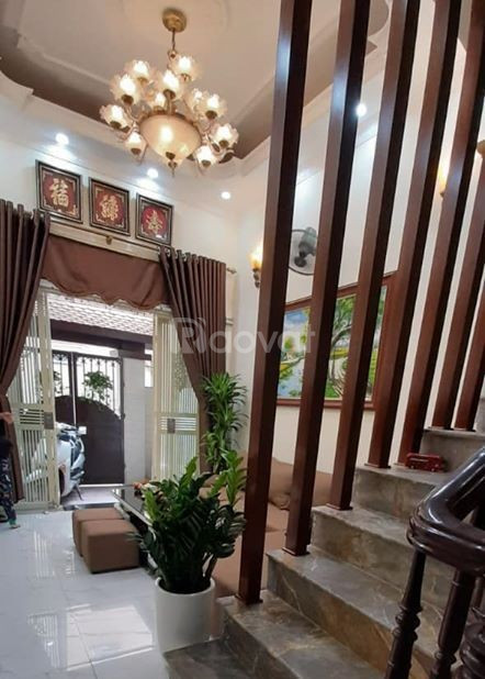 Bán nhà ngõ 77 Bùi Xương Trạch, nhà mới 60m2 X4T giá chỉ 3 tỷ98