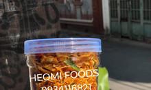 Khô gà lá chanh cay ngon Heo Mi Foods