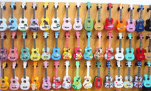 Bán đàn ukulele mini giá rẻ tại Bình Dương