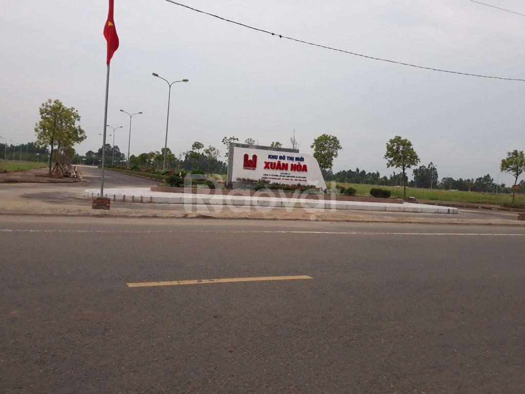 Mở bán 200 lô đất đẹp Xuân Hòa Phúc Yên, giá từ 8tr/m sổ đỏ