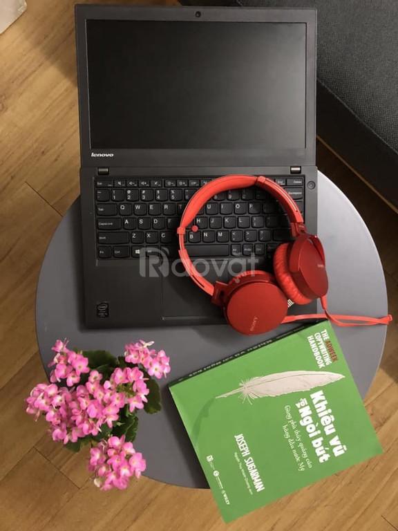 Laptop 2pin Full HD cảm ứng tay SSD 256G 8G Lenovo, X240 i5