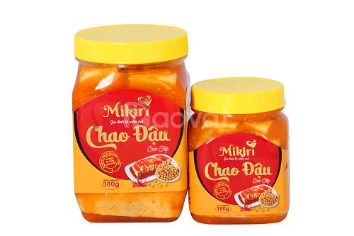 Chao đậu Mikiri cao cấp chất lượng