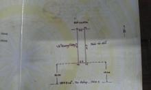 Bán nhanh lô đất 162m2 Gia Đức, Thủy Nguyên chỉ 6,5 tr/m2