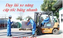 Học lái xe nâng chất lượng tại Dĩ An Thuận An Bình Dương