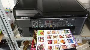 Máy in màu đa năng (in màu, scan và photo) khổ A3  epson 1700f