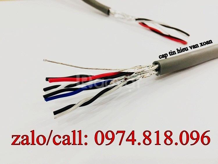 Cáp tín hiệu 20awg 3 pair Shield - altek kabel