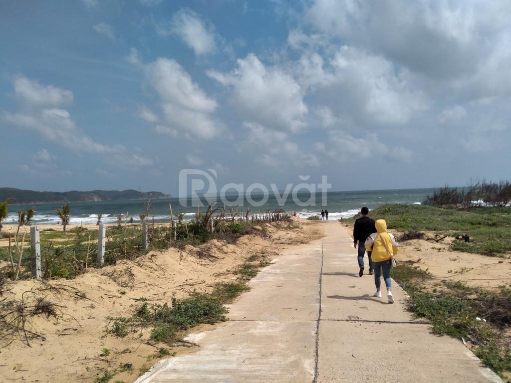 Đất nền biển Tuy Hòa, sổ đỏ, 3 mặt view biển.